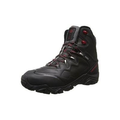 ブーツ シューズ 靴 メレル Merrell 3171 メンズ Polarand ブラック レザー ウインター ブーツ シューズ 11 ミディアム (D)