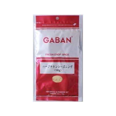 GABAN(ギャバン) ハーブチキンシーズニング 100g パウダー 袋