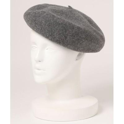 NO WAY / 【W】【Mighty Shine】Painter/ベレー帽 MEN 帽子 > ハンチング/ベレー帽