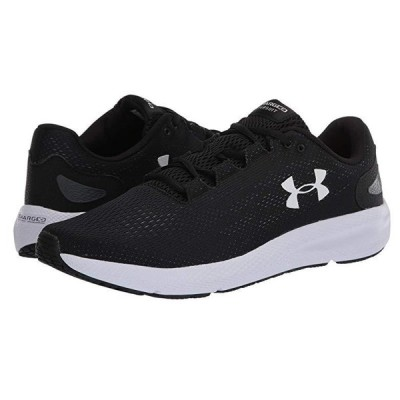 アンダー アーマー Charged Pursuit 2 メンズ スニーカー 靴 シューズ Black/White/White
