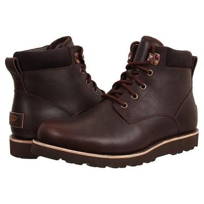 アグオーストラリア Seton TL メンズ ブーツ Stout Leather