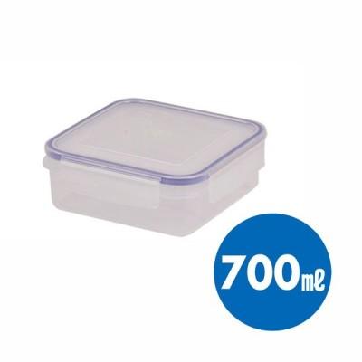 パール金属 キープロック 鮮度を保つ保存容器正方形700ml