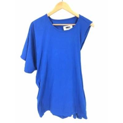 エムエムシックス メゾンマルジェラ MM6 Maison Margiela クルーネックTシャツ サイズJPN:M レディース 【中古】【ブランド古着バズスト