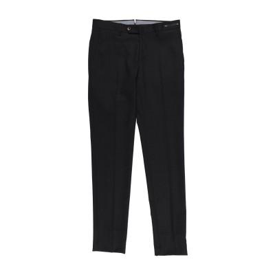 PT Torino パンツ ブラック 44 バージンウール 98% / ポリウレタン 2% パンツ