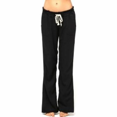 ロキシー Roxy レディース ボトムス・パンツ Oceanside Pants True Black