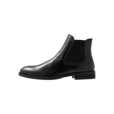セレクテッドオム メンズ ブーツ&レインブーツ シューズ SLHLOUIS CHELSEA BOOT  - Classic ankle boots - black black