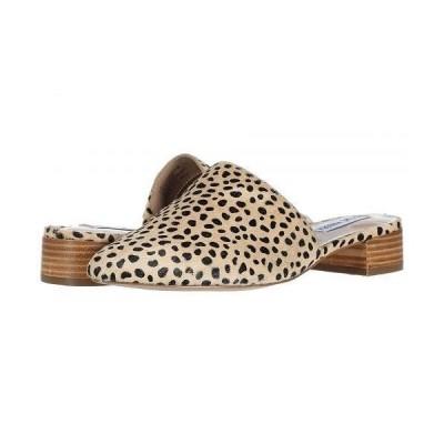 Steve Madden スティーブマデン レディース 女性用 シューズ 靴 ローファー ボートシューズ Cairo-L Flat - Cheetah