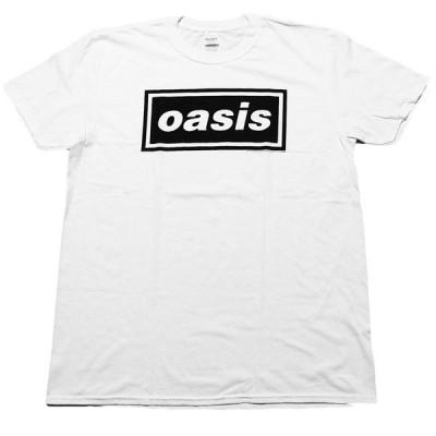 OASIS オアシス DECCA LOGO Tシャツ