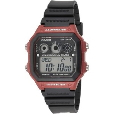 チプカシ カシオ CASIO スタンダード デジタル AE-1300WH-4A メンズ レディース キッズ 時計 腕時計 クオーツ