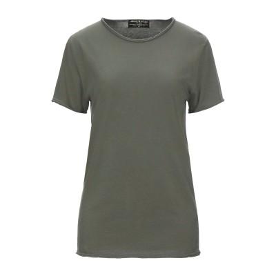 アスレティック ヴィンテージ ATHLETIC VINTAGE T シャツ ミリタリーグリーン M コットン 100% T シャツ