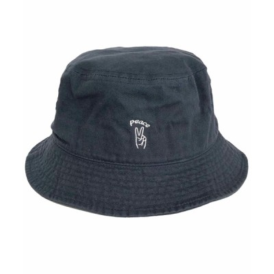 yield / 【Basiquenti】Hand Sign Bucket Hat BCL-E40507HS MEN 帽子 > ハット