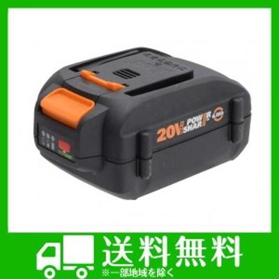 WORX(ワークス) 20Vバッテリーパック 4.0Ah WA3578