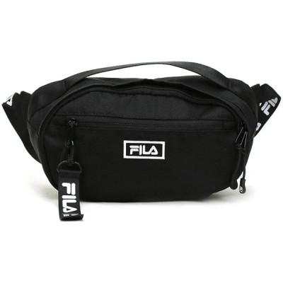 [FILA(フィラ)] ボディバッグ コード 7584 ブラック