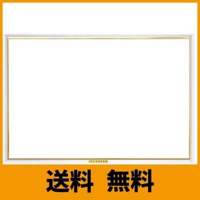 木製パズルフレーム ラッセンパズル専用 パールホワイト (50x75cm)