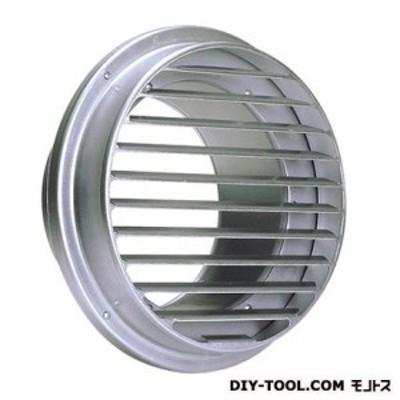 西邦工業 BL認定品外壁用アルミ換気口ベントキャップ厚型低圧損 (SV75ABL)