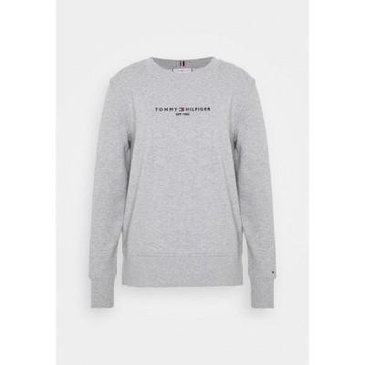 トミー ヒルフィガー パーカー・スウェットシャツ レディース アウター Sweatshirt - light grey heather