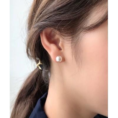 wears / 【8mm】 選べるパールピアス (コットンパール / アクリルパール) WOMEN アクセサリー > ピアス(両耳用)