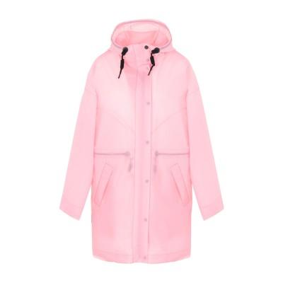 ハンター HUNTER ライトコート ピンク M ポリウレタン 100% ライトコート