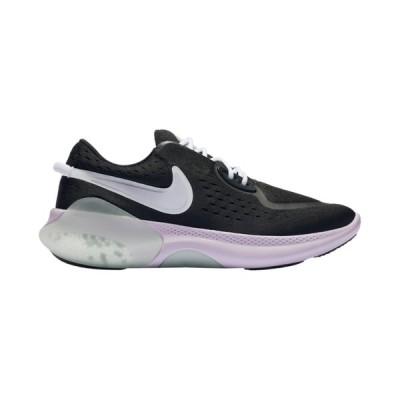 ナイキ レディース ジョイライド Nike Joyride Dual Run ランニングシューズ Black/White/Light Violet
