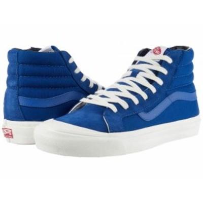 Vans バンズ メンズ 男性用 シューズ 靴 スニーカー 運動靴 UA Original Style 138 LX Suede/Canvas 2【送料無料】