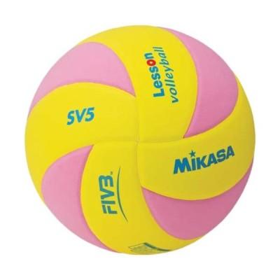 ミカサ(MIKASA) バレーボール レッスンバレー5号 SV5-YP バレーボール 5号球