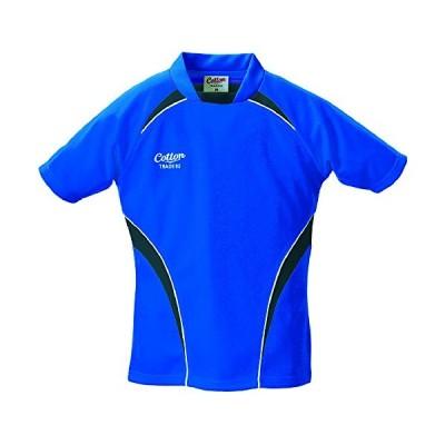 SCEPTRE(セプター) ラグビー 試合用 フィットジャージ CTSW-063 ブルー×ブラック(22) M