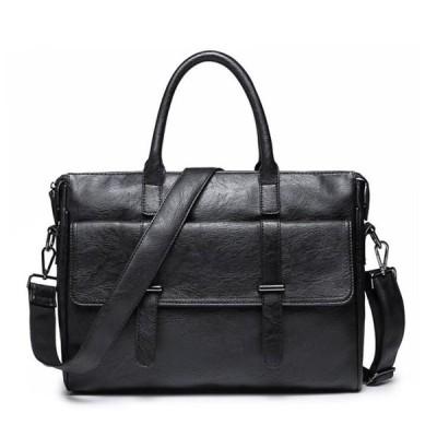 手提げバッグビジネスバッグ通勤バックハンドバッグ 本革メンズ 鞄カバン メンズ 軽量 スリム 大容量 手提げ通勤旅行鞄カバンメンズバッグ大容量