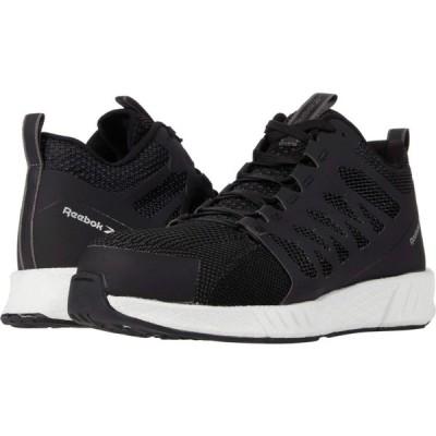 リーボック Reebok Work メンズ スニーカー シューズ・靴 Fusion Flexweave(TM) Work Composite Toe Black/White