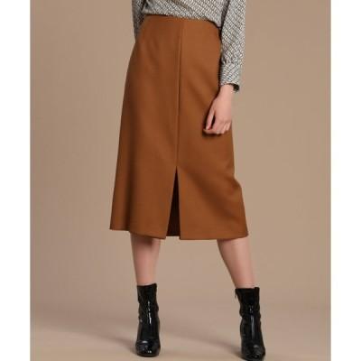 INED / フロントスリットタイトスカート