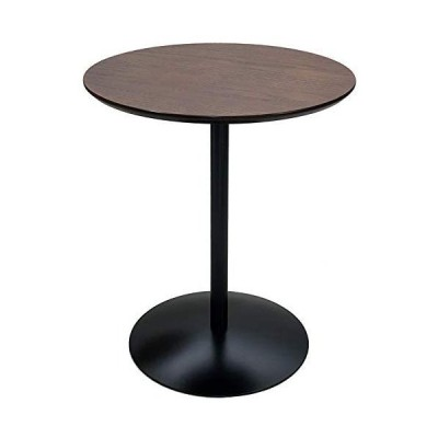 ミヤタケ-サイドテーブル-ブラウン-幅45x奥45x高さ53-5cm-ST-019BR