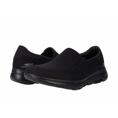 スケッチャーズ スニーカー シューズ メンズ Go Walk 5 - 216063 Black