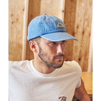 帽子 キャップ KELTY DENIM CAP(ケルティ デニムキャップ)