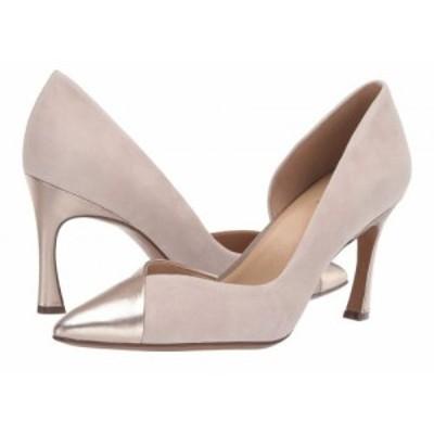 Naturalizer ナチュラライザー レディース 女性用 シューズ 靴 ヒール Audra Soft Marble Suede/Metallic Leather【送料無料】