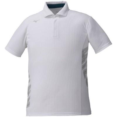 【※返品交換不可】大特価 MIZUNO(ミズノ) ドライエアロフロー ポロシャツ ユニセックス 32MA008101