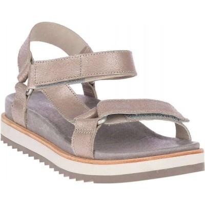 メレル Merrell レディース サンダル・ミュール シューズ・靴 Juno Strap Sandal Metallic