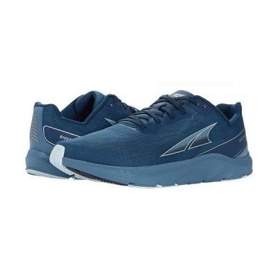 Altra Footwear オルタフットウエア メンズ 男性用 シューズ 靴 スニーカー 運動靴 Rivera - Majolica Blue