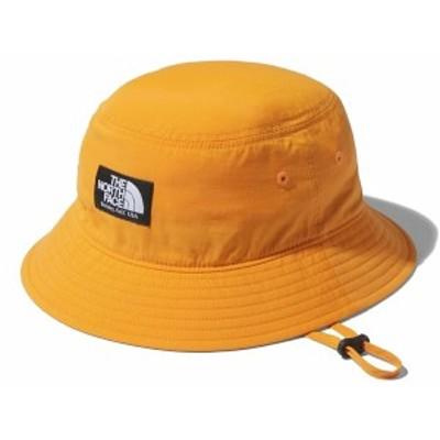ノースフェイス:【ジュニア】キャンプサイドハット【THE NORTH FACE Kids Camp Side Hat カジュアル 帽子 ハット】