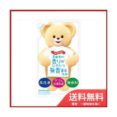 【送料無料】NSファーファ・ジャパン ファーファ 液体洗剤 香りひきたつ無香料 詰替用 0.9kg