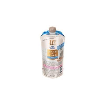 ビオレu ザ ボディ ぬれた肌に使うボディ乳液 無香料 つりさげパック 300ml