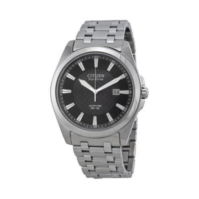 腕時計 ウォッチ シチズン Citizen Corso エコドライブ ステンレス スチール メンズ 腕時計 BM7100-59E