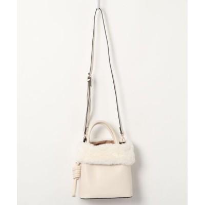 SUPERIOR CLOSET / 《Maglie par ef-de》フェイクファーデザインバッグ WOMEN バッグ > ショルダーバッグ