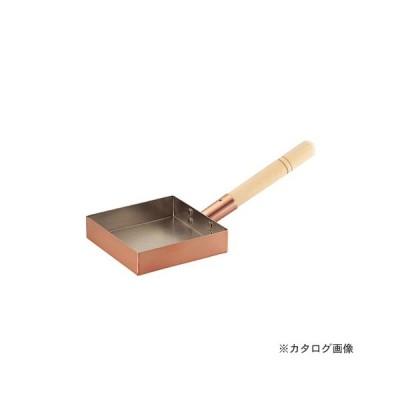 アサヒ 食楽工房 本職用玉子焼き15cm CNE115