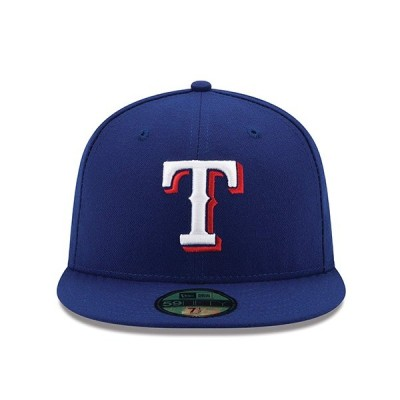ニューエラ 59FIFTY FITTED テキサス レンジャース 【ON-FIELD PERFORMANCE GAME/RYL】NEW ERA TEXAS RANGERS