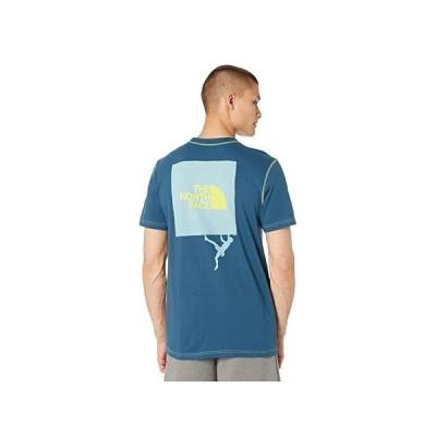 ザ・ノースフェイス Dome Climb Short Sleeve Tee メンズ シャツ トップス Monterey Blue