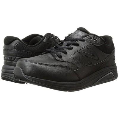 ニューバランス 928v3 メンズ スニーカー 靴 シューズ Black/Black 2