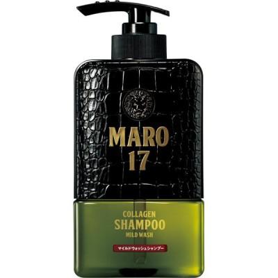 MARO17(マーロ17) スカルプ コラーゲン シャンプー マイルドウォッシュ 洗い流すタイプ 350ml