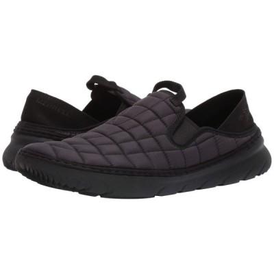 メレル Merrell メンズ スニーカー シューズ・靴 Hut Moc Triple Black