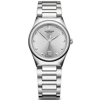 腕時計 スイスアーミー Swiss Army Victorinox Victoria ステンレス スチール レディース 腕時計 241630