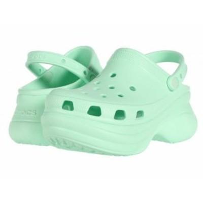 crocs クロックス レディース 女性用 シューズ 靴 クロッグ ミュール Classic Bae Clog Neo Mint【送料無料】