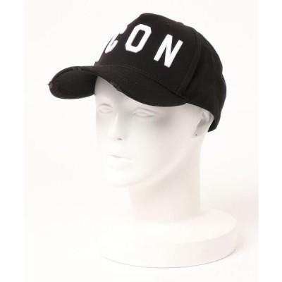帽子 キャップ DSQUARED2/ディースクエアード/アイコンキャップ/Icon Cap